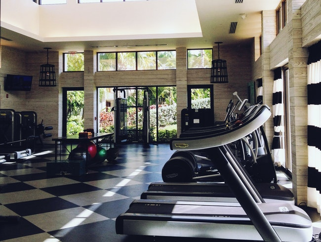 Stay Fit at Dorado Beach