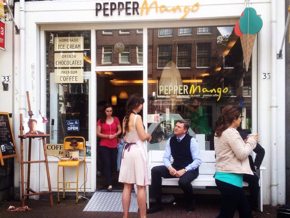 Life's Like a Box of Chocolates at Pepper Mango Amsterdam  The Netherlands