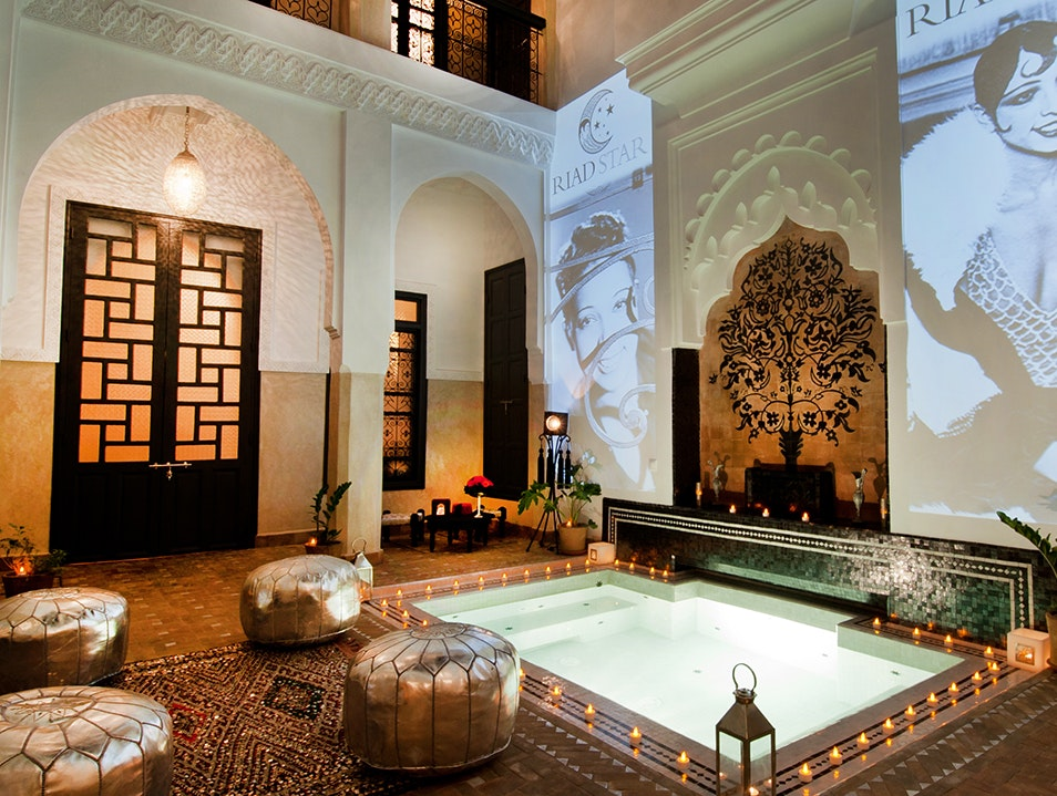 Riad Star Marrakech  Morocco