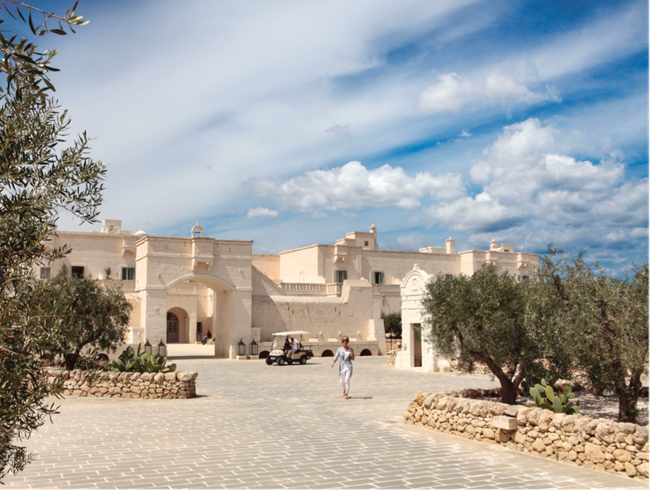 Walk Through Three Millennia of History in Puglia