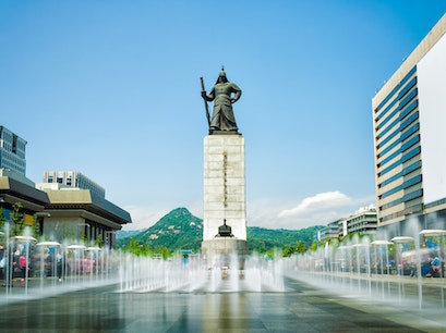 Jongno Seoul  South Korea