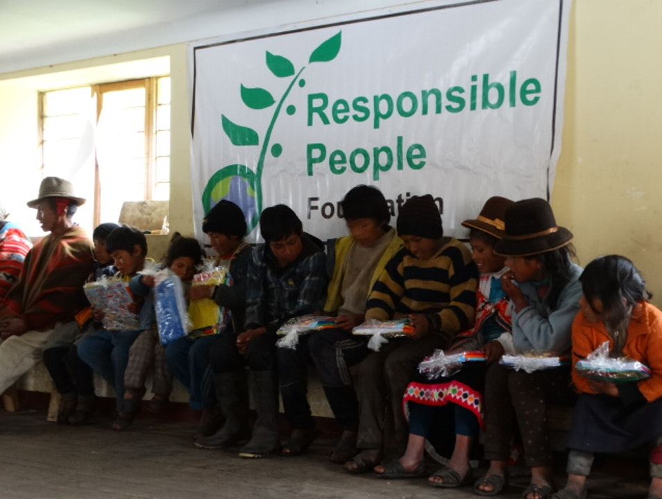 Responsible People Foundation Cuzco  Peru