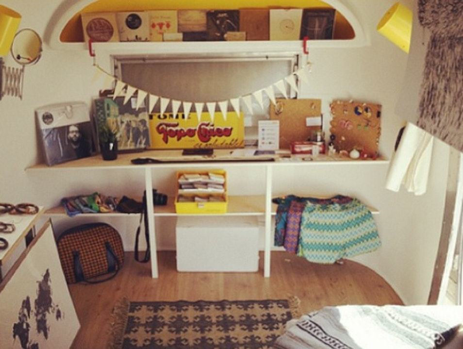 Small Room Collective Mobile Shop Austin Texas United States