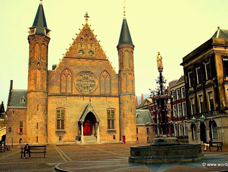 The Binnenhof: A Top UNESCO Monument in Den Haag The Hague  The Netherlands