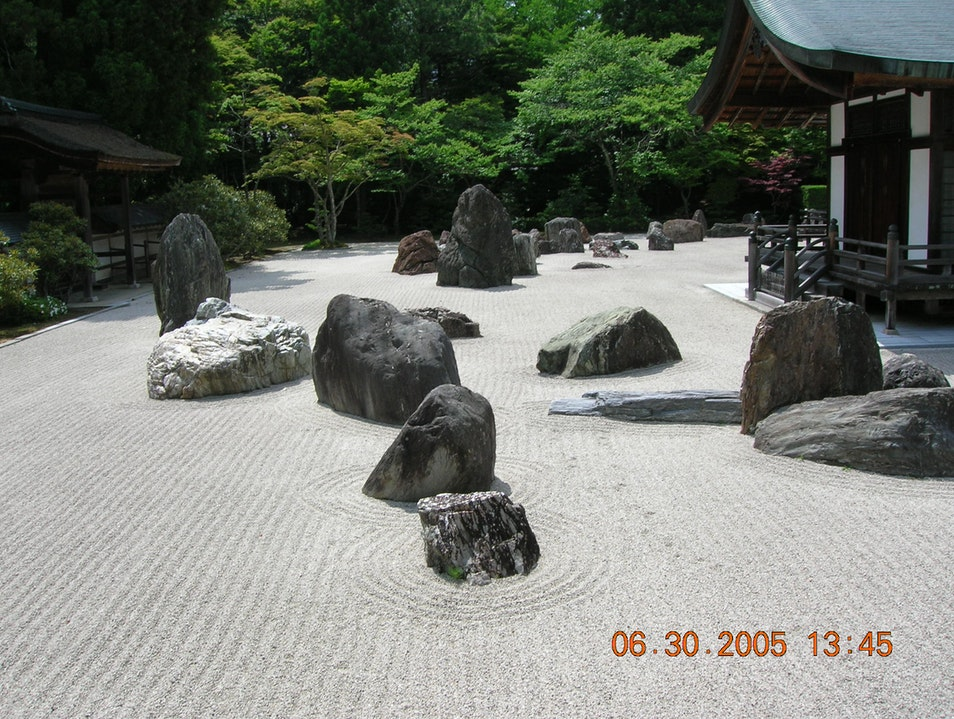 Rock Gardens in Japan Nagawa  Japan