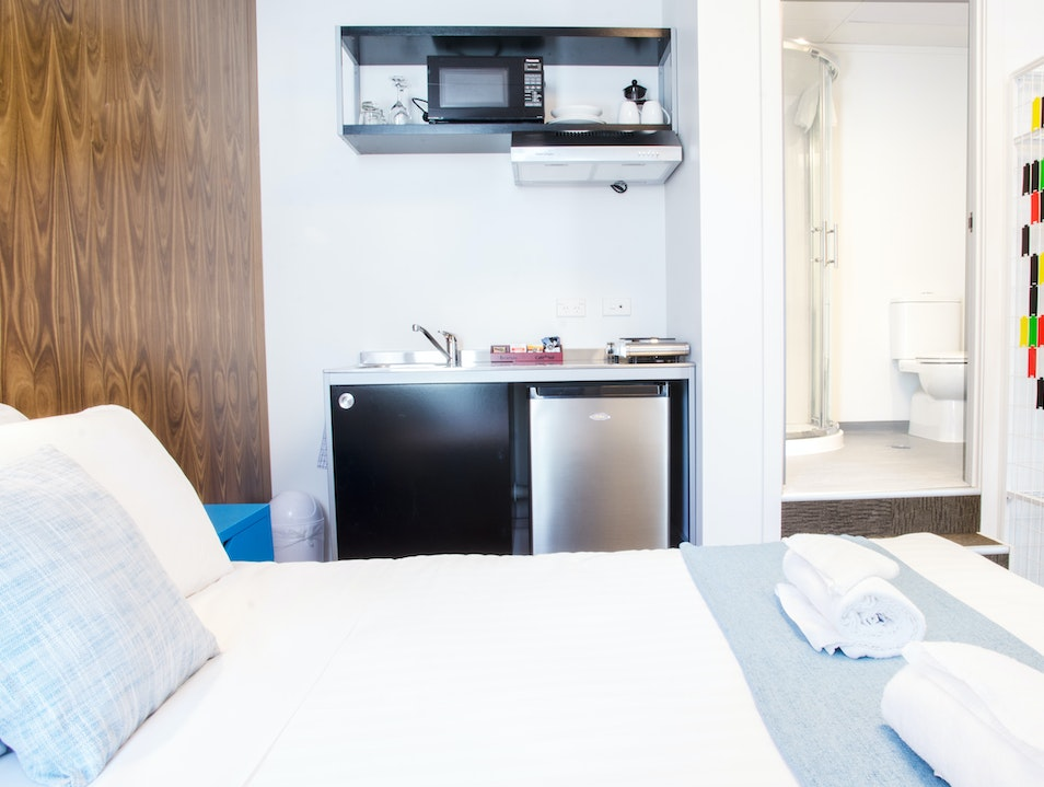 Smart casual accommodation for the modern traveller
