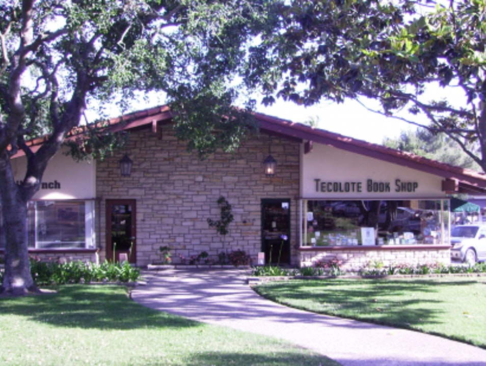 Tecolote Book Shop Montecito California United States