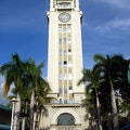Aloha Tower Marketplace Honolulu Hawaii United States