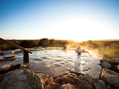 Peninsula Hot Springs Fingal  Australia