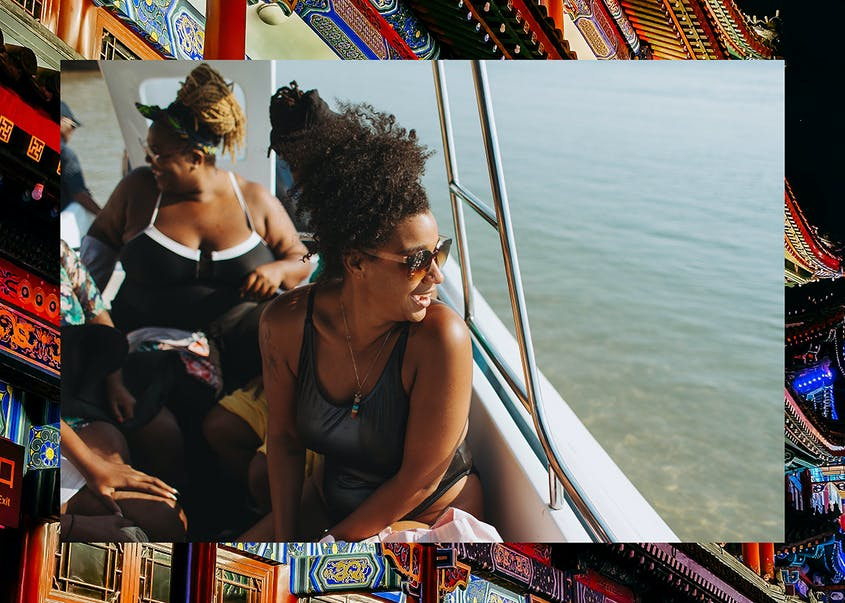 Black women are one of the fastest-growing travel groups.