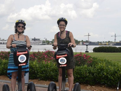 City Segway Tours, New Orleans New Orleans Louisiana United States