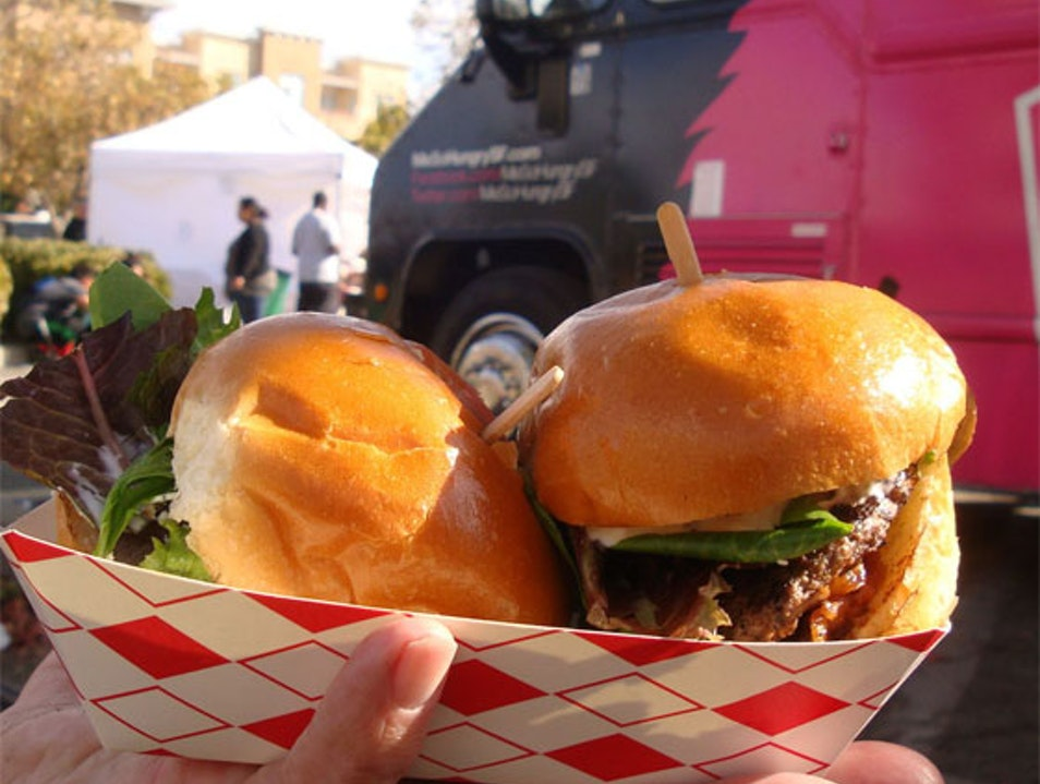 Eat Real at annual food festival Oakland California United States