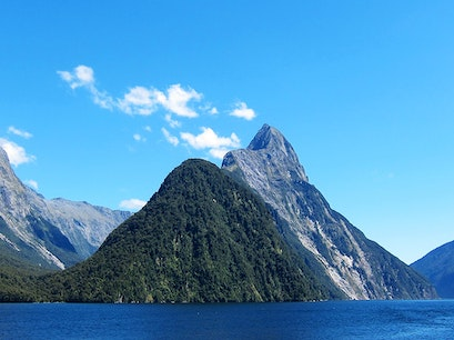 The Elephant Fiordland National Park  New Zealand