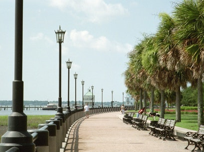 Waterfront Park Charleston South Carolina United States