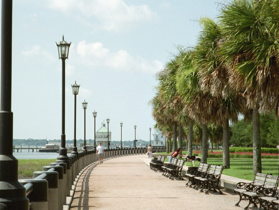 Park on the Cooper River