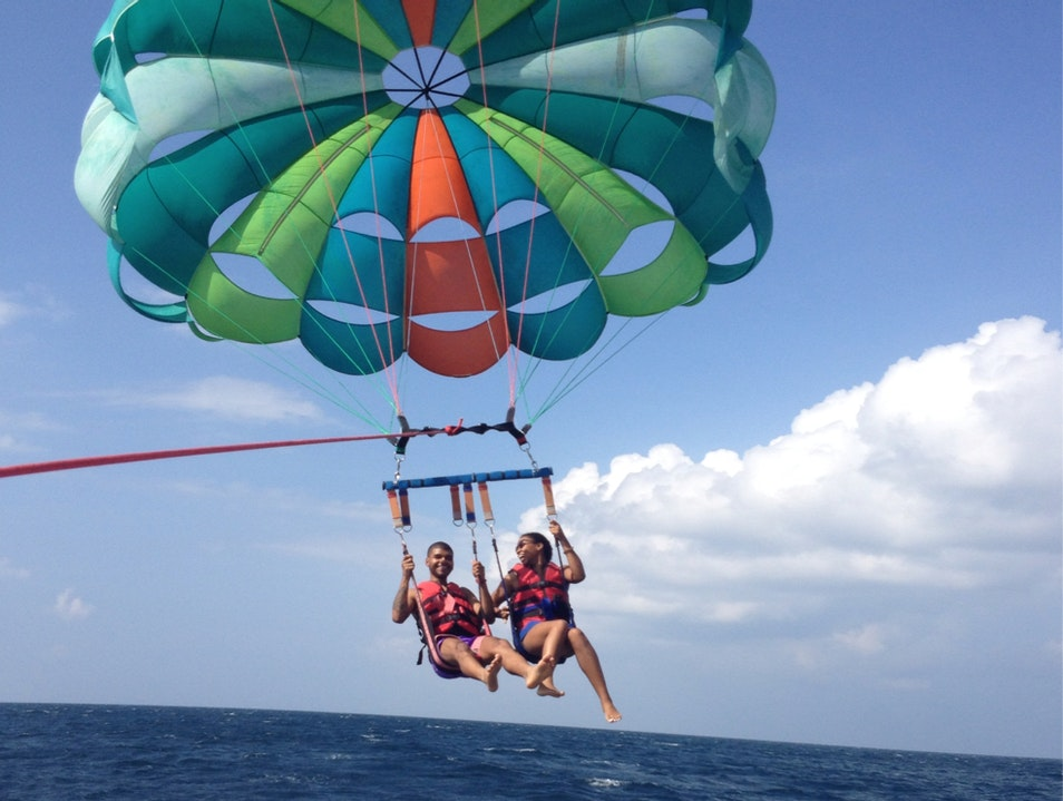 Water Sports In Boracay Malay  Philippines