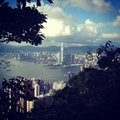 Morning Trail, The Peak 山頂晨運徑 The Peak  Hong Kong