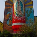 La Veladora of Our Lady Guadalupe San Antonio Texas United States