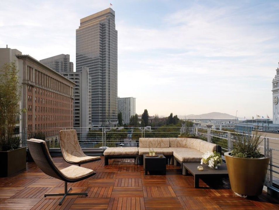 Waterfront Boutique Stay  San Francisco California United States