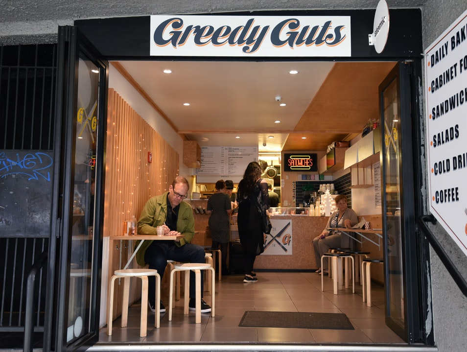 Greedy Guts Auckland  New Zealand