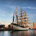 Inner Harbor Baltimore Maryland United States