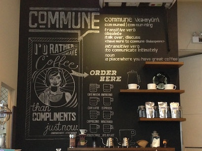 Commune Cafe + Bar Makati  Philippines