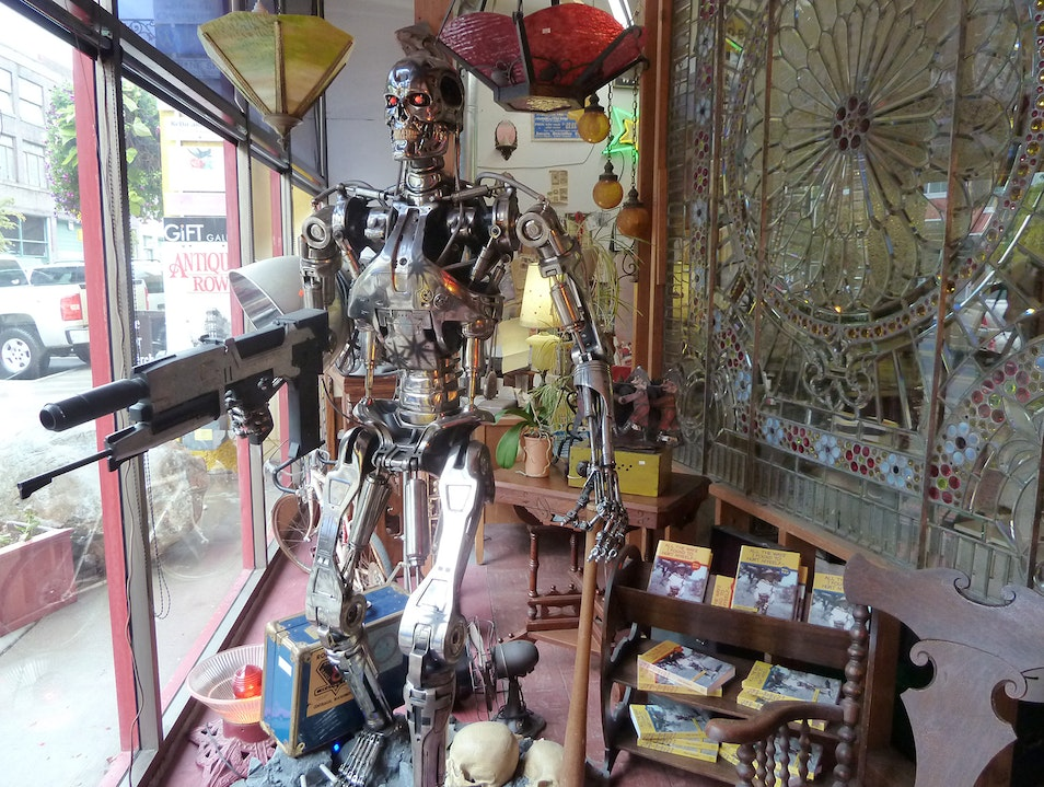 Curiouser and Curiouser at Sanford & Sons Tacoma Washington United States