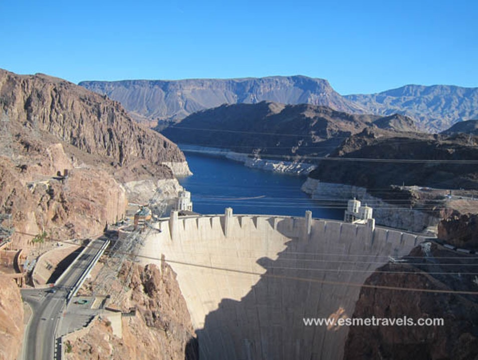 Discovering Hoover Dam Boulder City Nevada United States