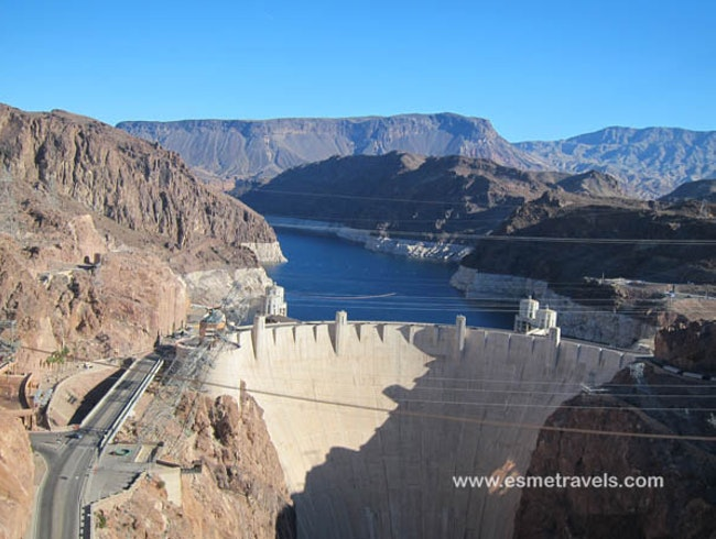 Discovering Hoover Dam