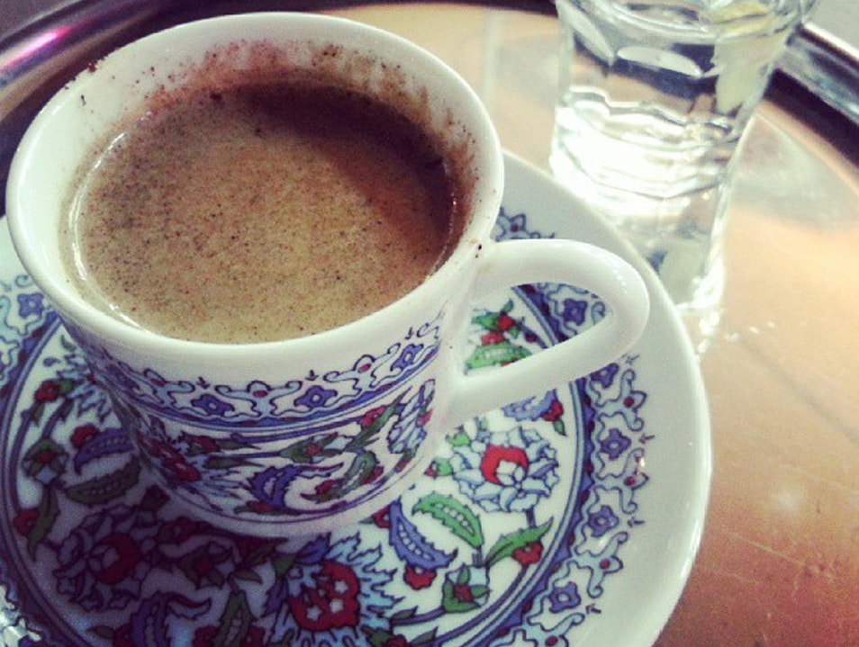 Berry Nice Coffee from South Eastern Turkey Istanbul  Turkey
