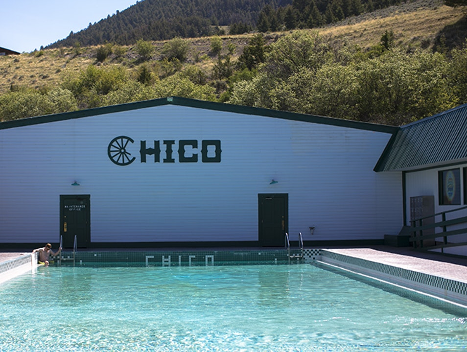 Chico Hot Springs Resort & Day Spa Pray Montana United States