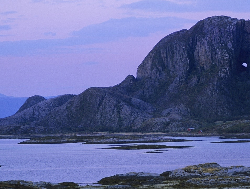 Torghatten Hiking