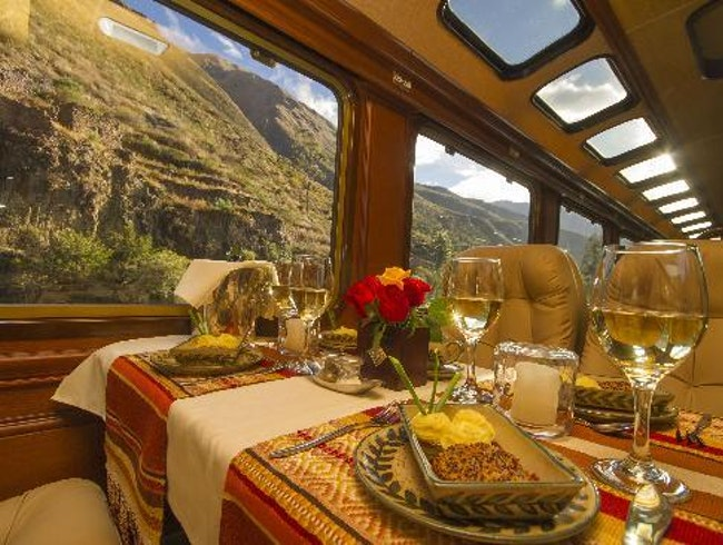 First Class to Machu Picchu is Worth the Splurge