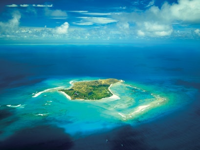 Necker Island Virgin Gorda  British Virgin Islands