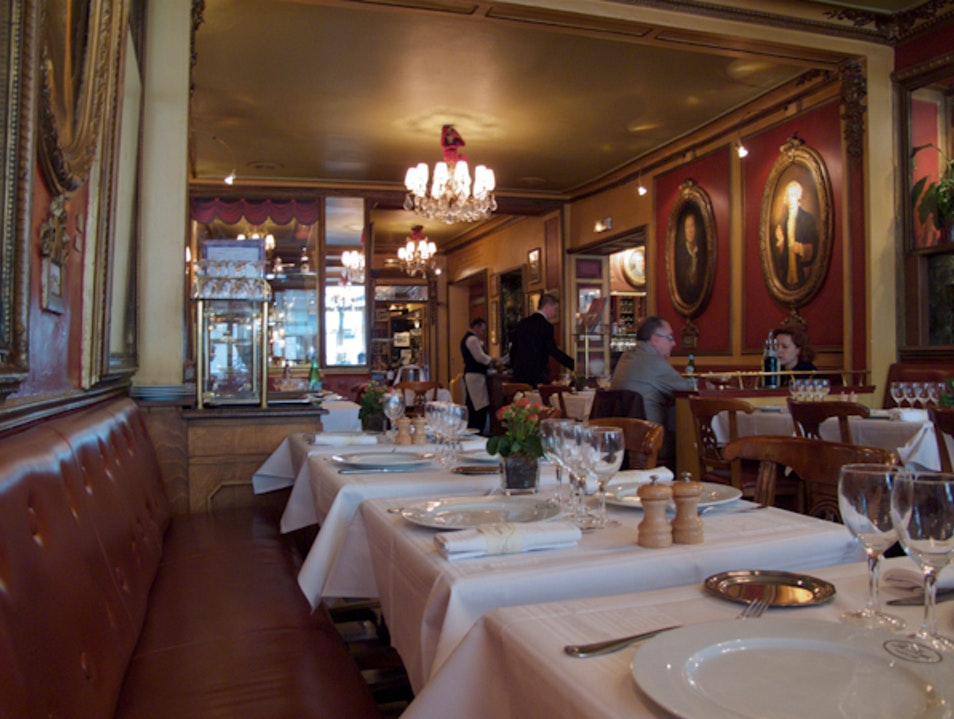Dining in rich history Paris  France
