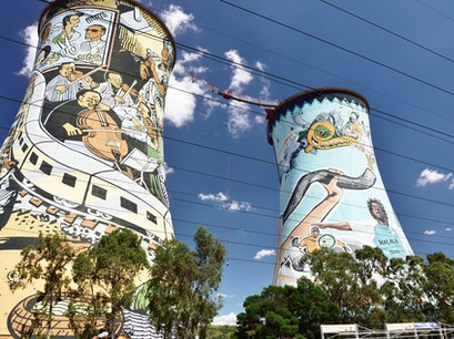 Soweto Towers   South Africa