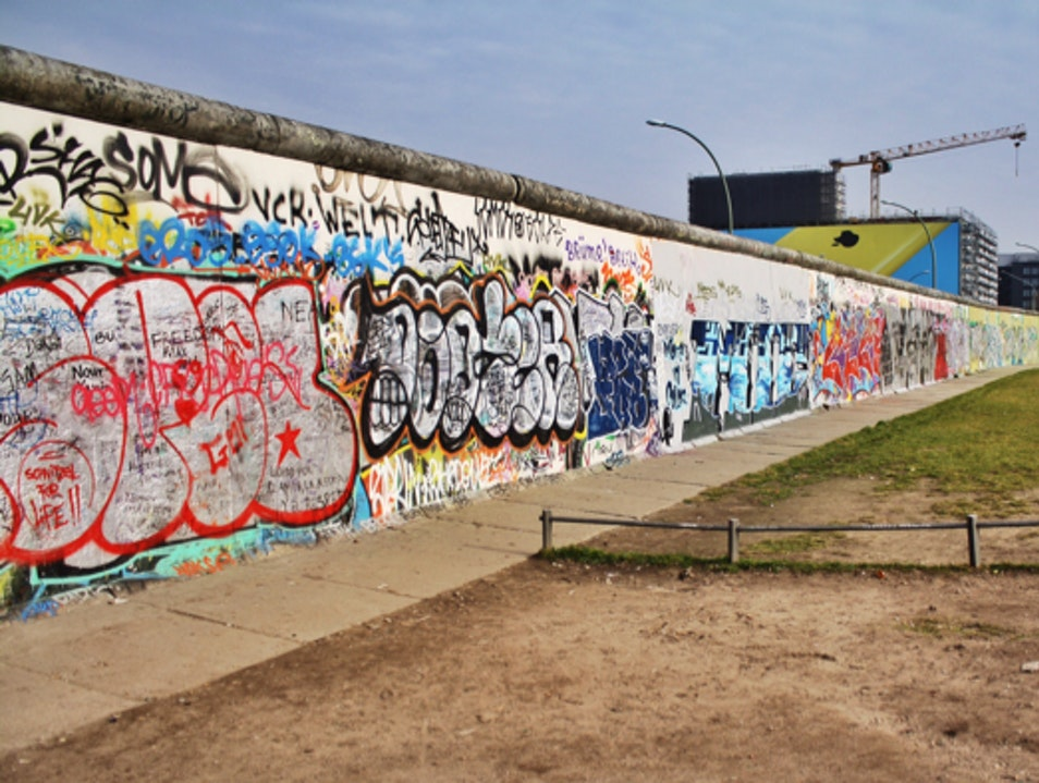 Writing on the Wall Berlin  Germany