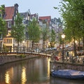 Canal Ring Amsterdam  The Netherlands