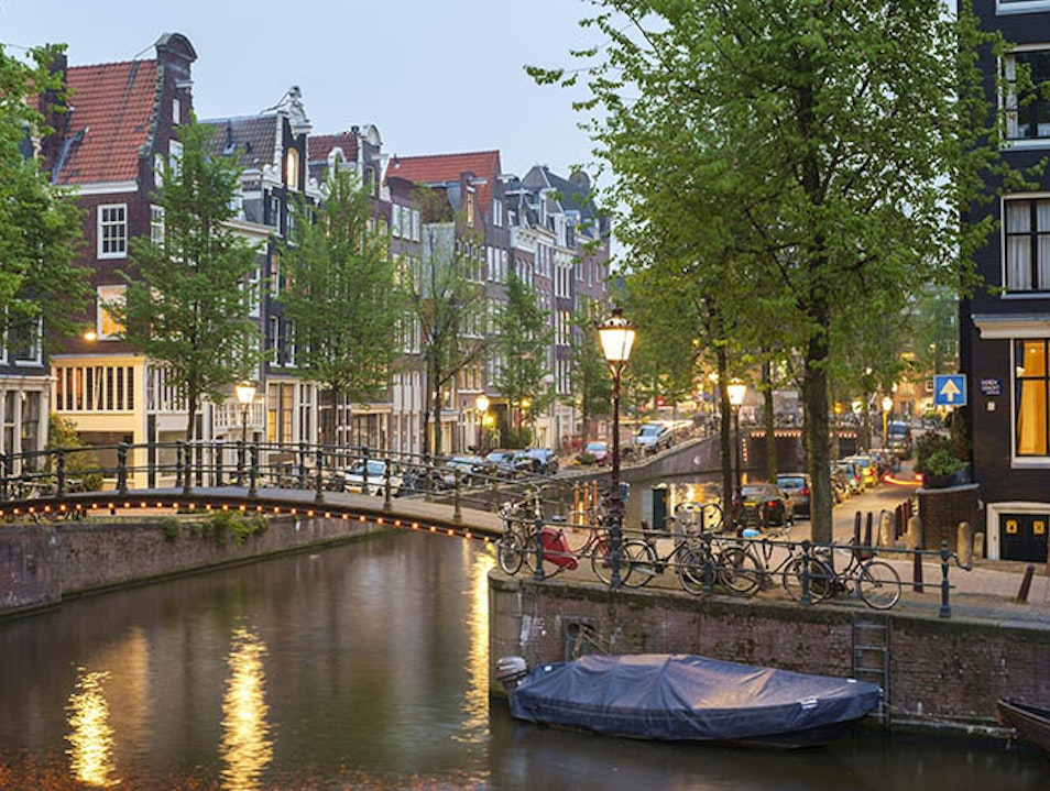 Amsterdam's Canal Ring: A UNESCO World Heritage Site Amsterdam  The Netherlands