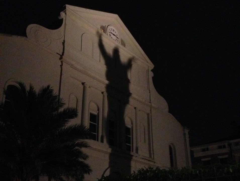 Find the Ghosts of New Orleans' Past