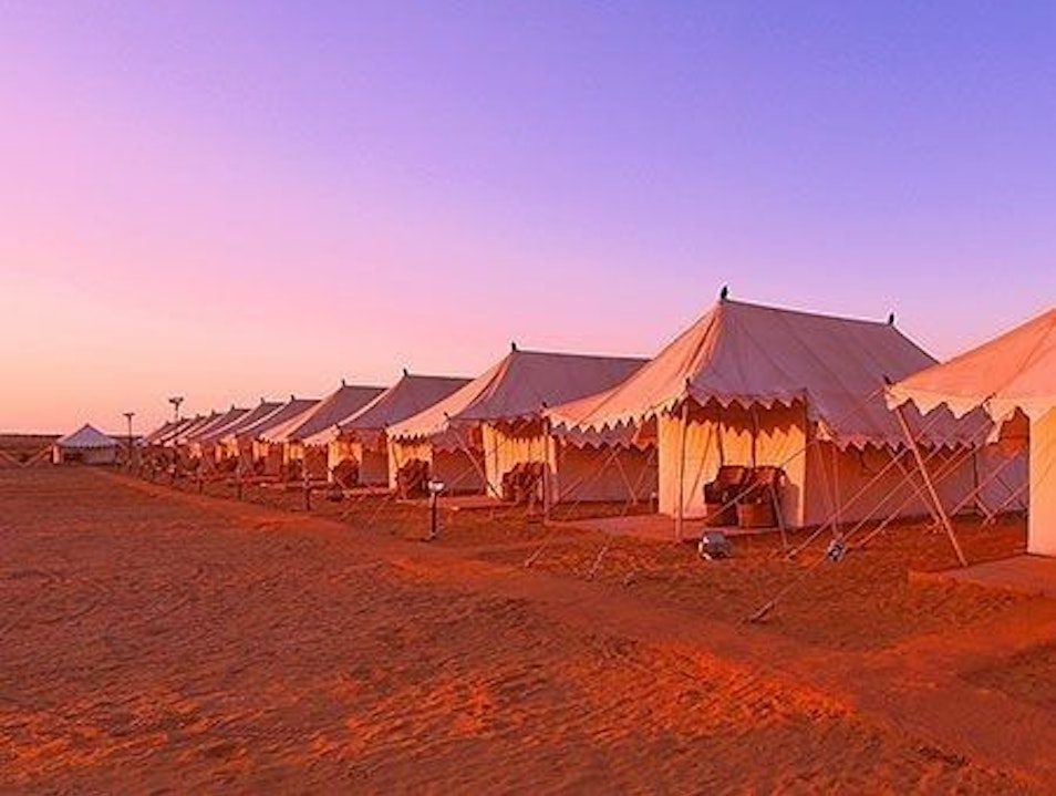 Dangri Desert Safari Camp at Jaisalmer