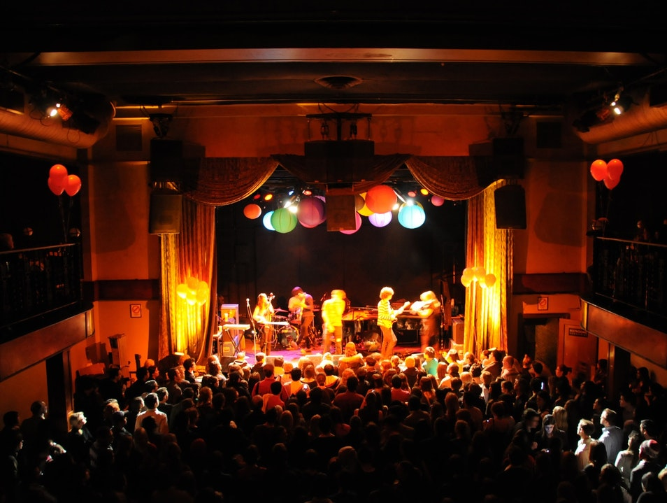 The Bowery Ballroom, New York City
