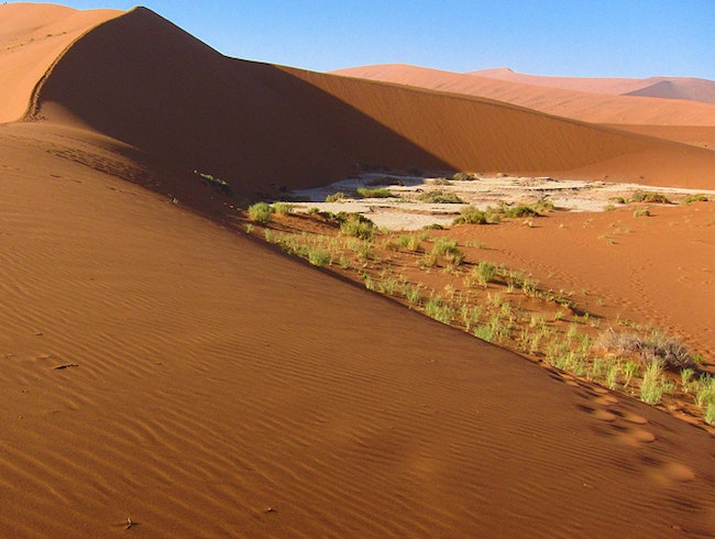The Oldest Desert in the World
