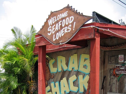 Crab Shack Restaurant Saint Petersburg Florida United States