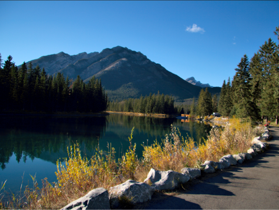 The Great Outdoors in Banff