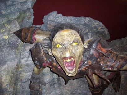 The Weta Cave Wellington  New Zealand