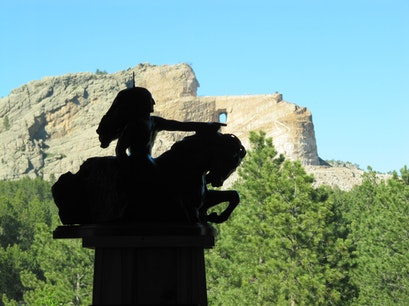 Crazy Horse Memorial, Black Hills National Forest, Custer, SD 57730 Custer South Dakota United States