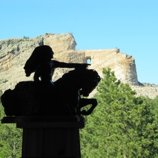 Crazy Horse Memorial, Black Hills National Forest, Custer, SD 57730
