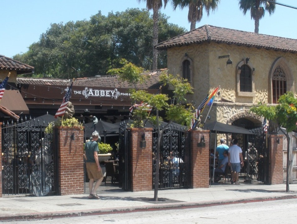The Abbey Food and Bar West Hollywood California United States