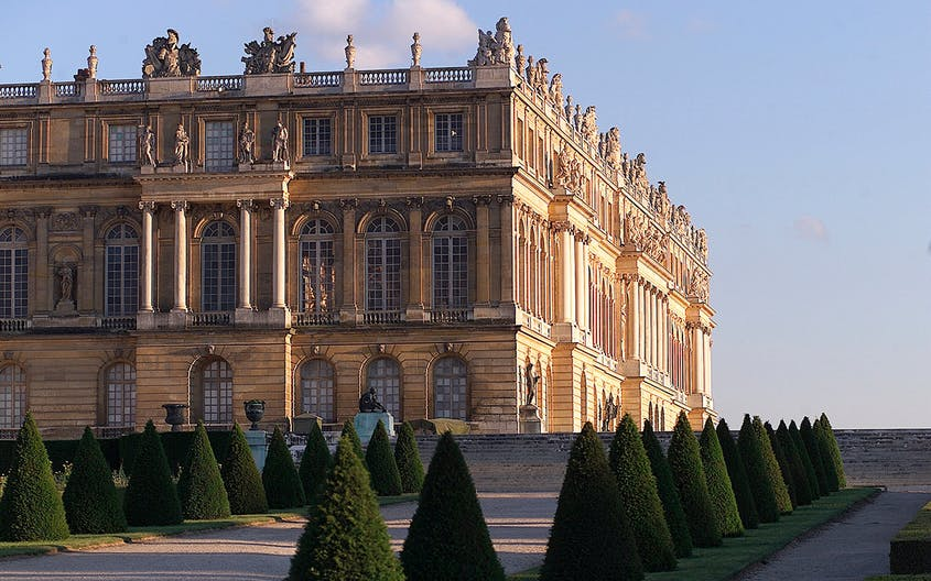 Book a skip-the-line ticket to explore Versailles and its famous Hall of Mirrors.